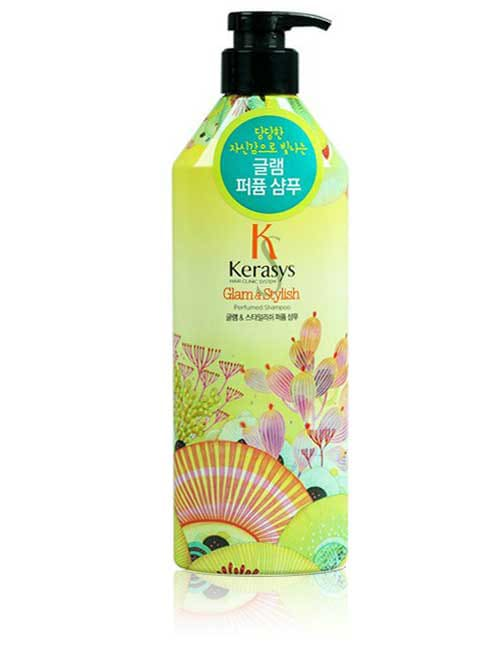 Шампунь для волос Kerasys Glam Perfumed Shampoo 600мл