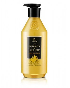 Шампунь для волос Kerasys Perfumery de Grasse Authentic Mimosa Shampoo 500мл