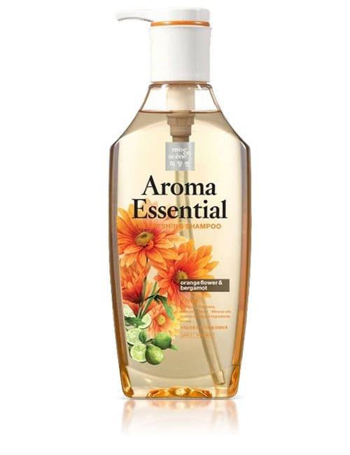 Шампунь для волос Mise-en-scène Aroma Essential Refreshing Orange Flower Shampoo 500мл