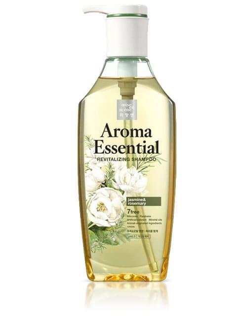 Шампунь для волос Mise-en-scène Aroma Essential Revitalizing Jasmine Shampoo 500мл