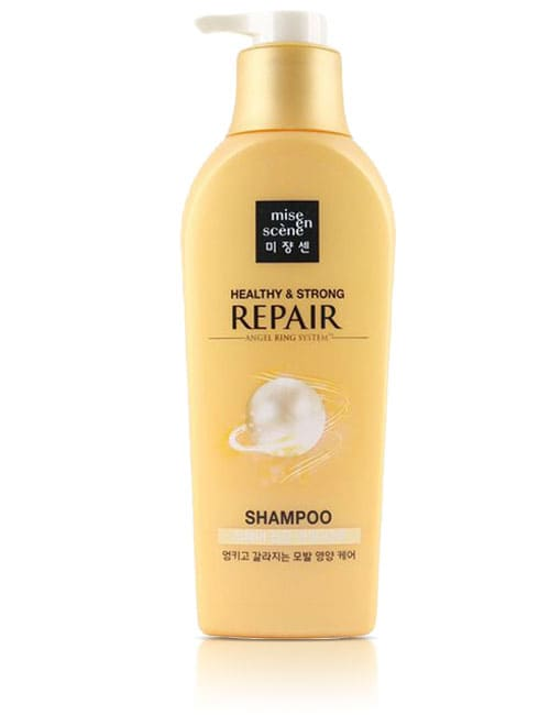 Шампунь для волос Mise-en-scène Pearl Healthy & Strong Repair Shampoo 780мл
