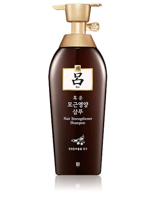 Шампунь для волос Ryo Black Cloud Hair Strengthener Shampoo 500мл