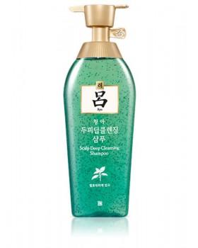 Шампунь для волосся Ryo Cheonga Scalp Deep Cleansing Shampoo 500мл