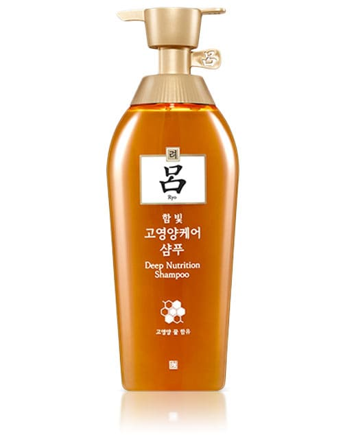 Шампунь для волос Ryo Hambit High Deep Nutrition Care Shampoo 500мл