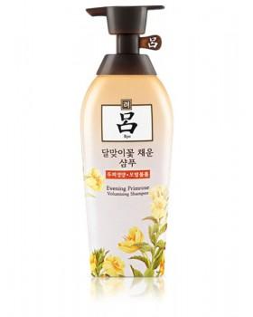Шампунь для догляду за шкірою голови і волоссям Ryo Seaweed Evening Primrose Volumizing Shampoo 500мл