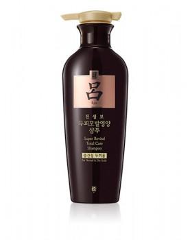 Лікувальний шампунь Ryo Jinsaengbo Scalp Hair Nutrition Normal & Dry Scalp Shampoo