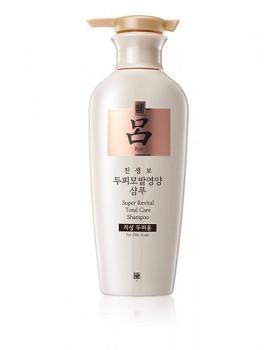 Лікувальний шампунь Ryo Jinsaengbo Scalp Hair Nutrition Oily Hair Shampoo