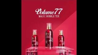 Volume77 Magic Bubble Tox Volume Up Essence  Пробуждающая энергию сна в коже